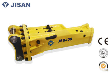 Box Type Hydraulic Jack Hammer Backhoe Loader Mounted Reliable Quality